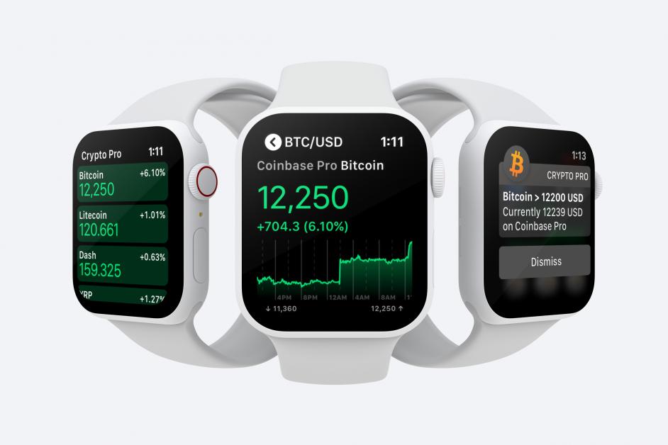 piața bitcoin watch app