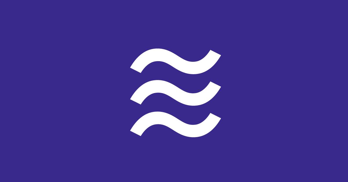 Libra logo taken from dribble