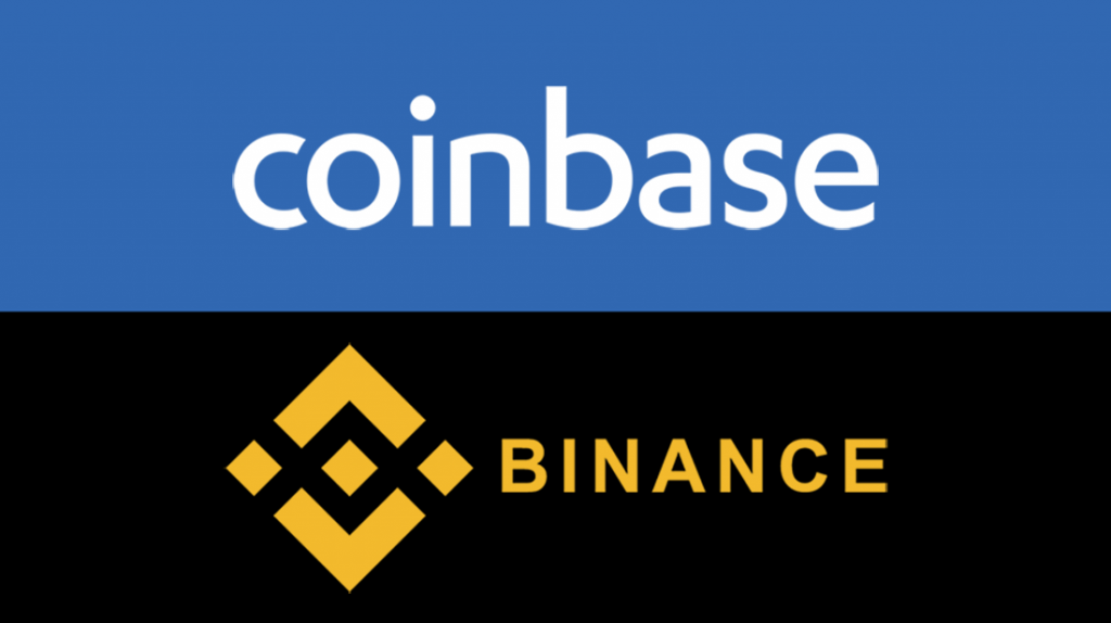 Image showing Coinbase alternative, which is Binance