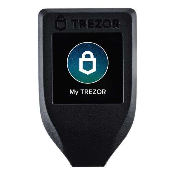 Image of Trezor Model T