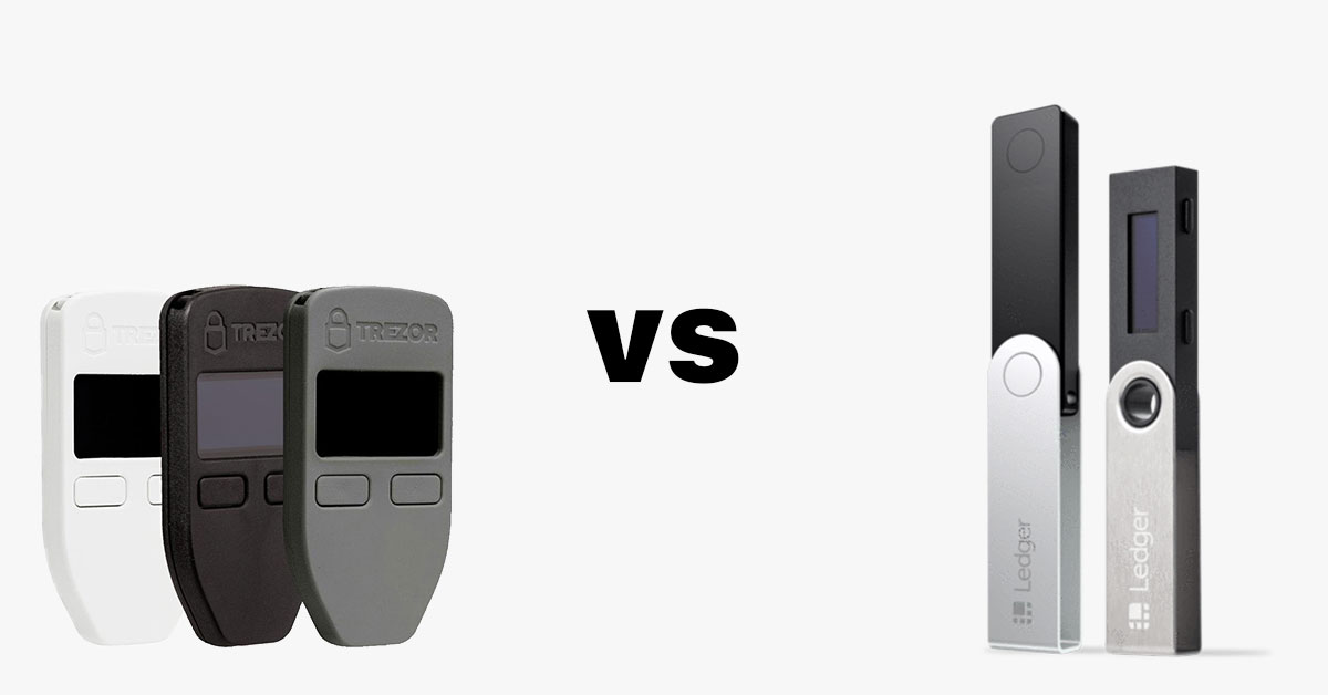 cryptocurrency software wallet vs hardware wallet