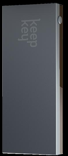 image of KeepKey hardware wallet