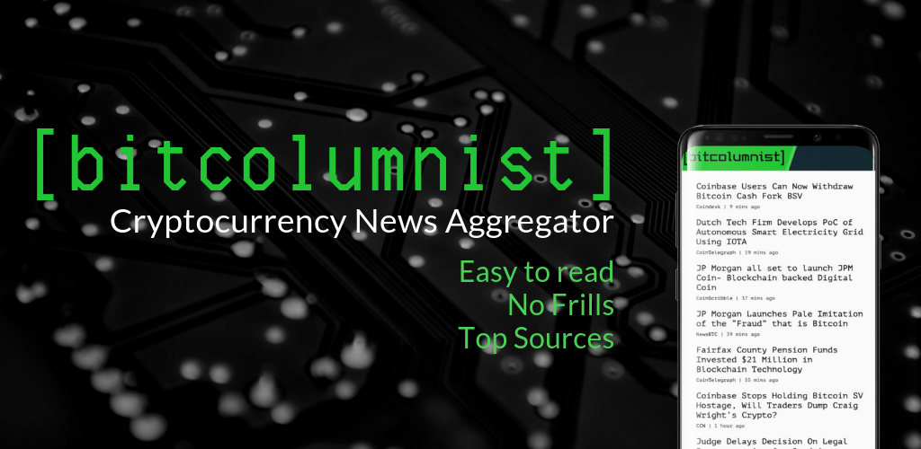 Bitcolumnist Cryptocurrency News Aggregator