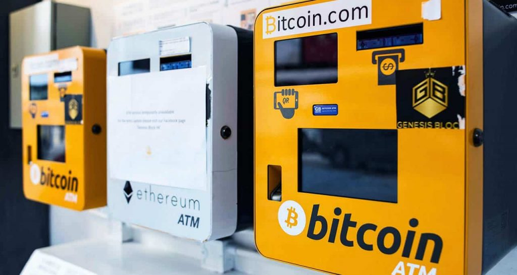 Bitcoin mikserio procentas, Bitcoin atm geros investicijos, 'šventasis