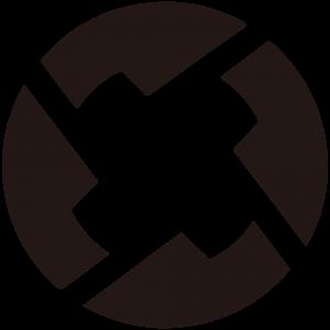 ZRX logo in black