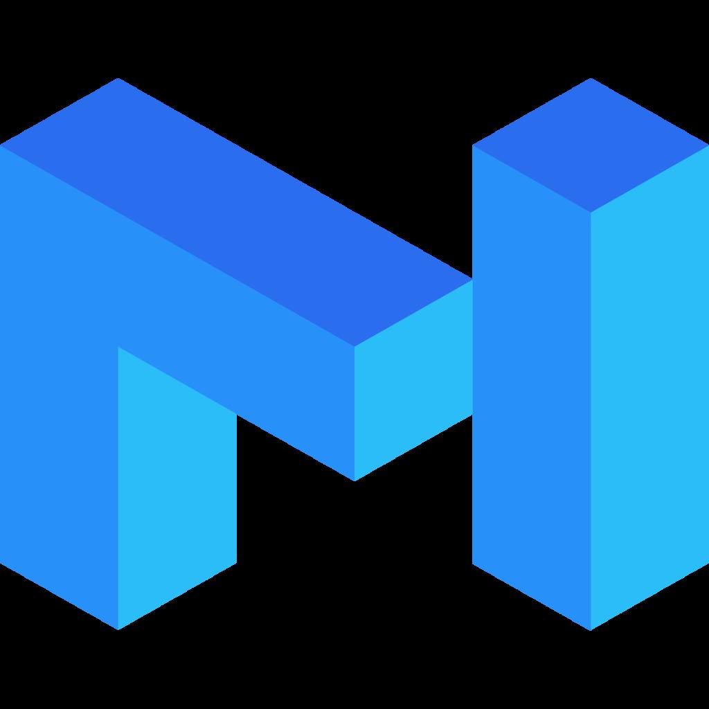 Matic logo in blue