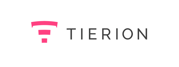 Tierion Cryptocurrency Logo