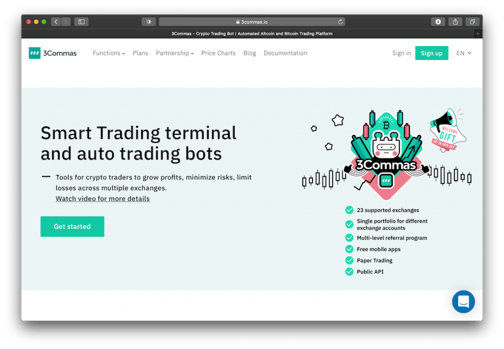 cryptocurrency trading expectation altcoin trading bot review
