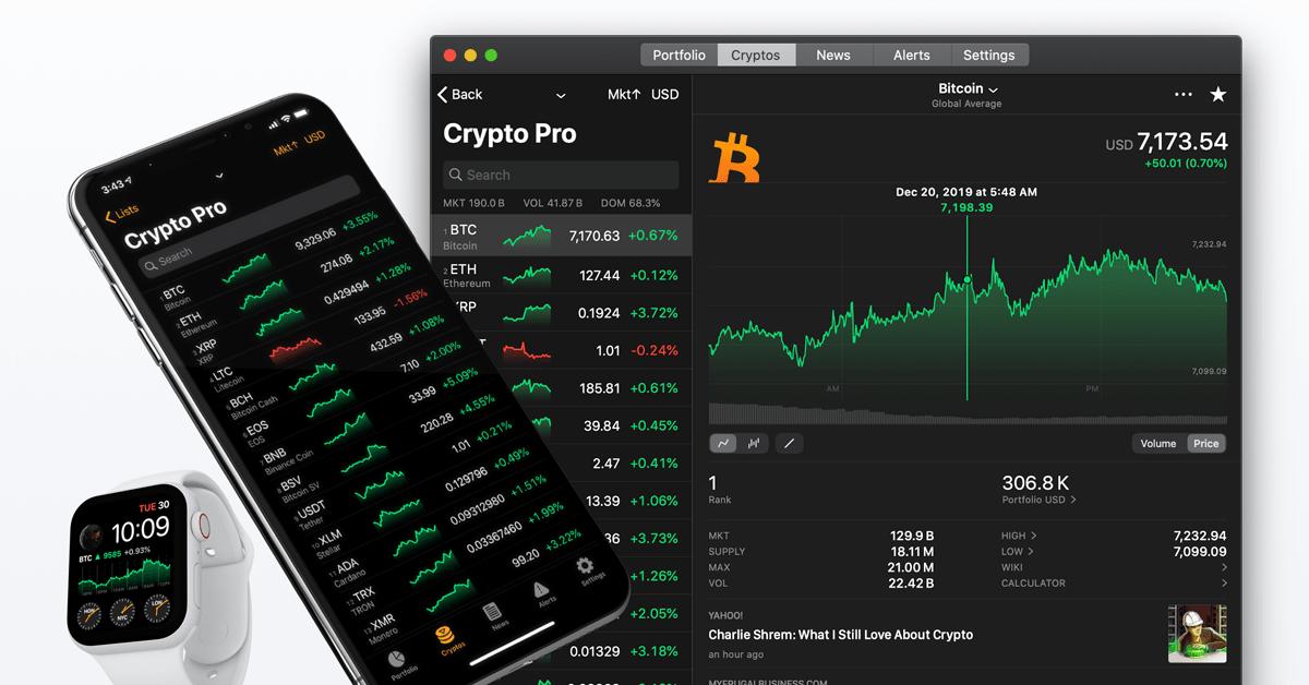 trading bitcoin app mac